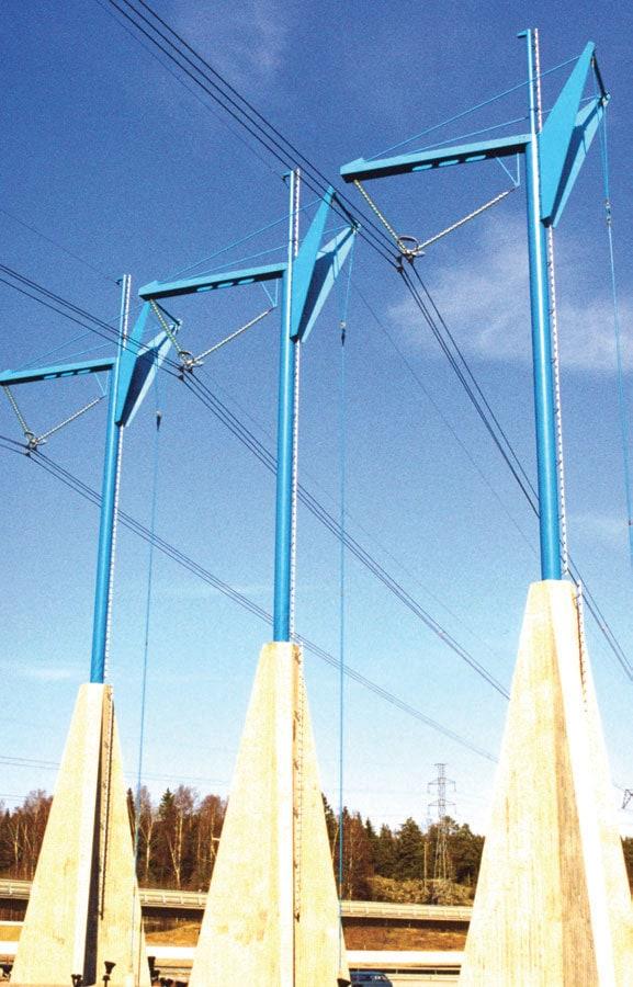 铁塔设计,芬兰,赫尔辛基,输电塔 芬兰,铁塔 芬兰展览会的铁塔设计 造价昂贵但很出众 INMR swiss pic1