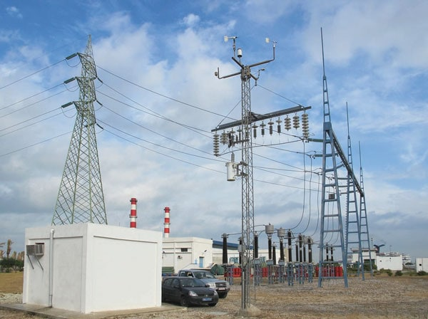 Test Station ,Alerts, Utility , Insulator Maintenance, pollution, test, insulators, station, goulette, country Test Station Alerts Utility to Need for Insulator Maintenance Pic252