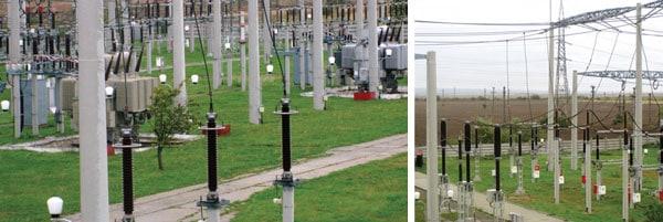 Pitesti Sud变电站的每个110kV间隔每年停电一次进行清洗。 罗马尼亚电网运营商计划改造关键的变电站 罗马尼亚电网运营商计划改造关键的变电站 Pic613