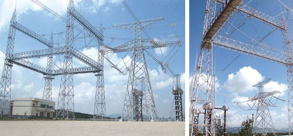 Long-term UHV DC test site. Test Station Aims , Assess Insulation Performance , High Altitudes, test, station, line,site,  testing New Test Station Aims to Assess Insulation Performance at High Altitudes Pic61