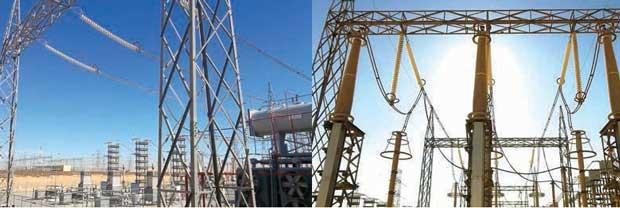 Al-Fadhili换流站连接沙特电力公司现有的380kV变电站。 400kV超级电网互联阿拉伯海湾各国的模块化高压直流系统 400kV超级电网互联阿拉伯海湾各国的模块化高压直流系统 Untitled 11