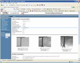图1:WAP网站的用户界面实例 架空输电线路 架空输电线路自动图像分析技术的应用 Article 1 for may 13 enewsletter 2