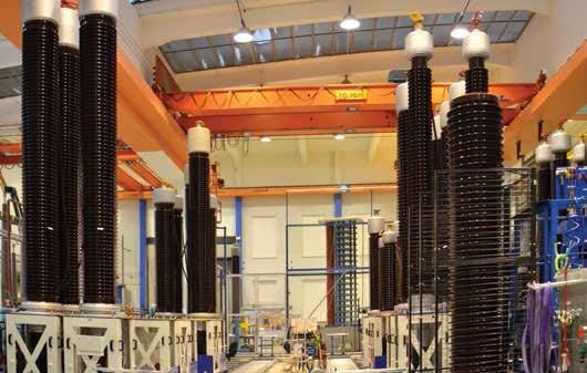 优化高压和特高压套管的每一个生产 步骤被视为是确保高质量生产物流的 关键,以满足客户预期的交货期 ABB ABB对套管生产及测试的现代化进行投资(第一部分) Article 1 for enewsletter june 9 9