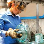Glass Insulator Manufacturer Invests in Production Facility