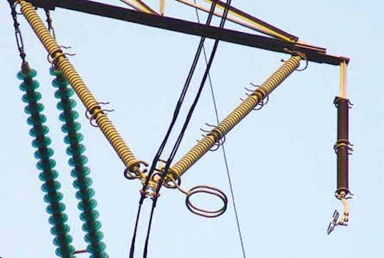 Switching & Lightning Protection of Overhead Lines Using Externally Gapped Line Arresters egla Switching & Lightning Protection of Overhead Lines Using Externally Gapped Line Arresters Topic 1 May 11 electro1