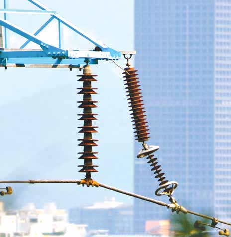 Switching & Lightning Protection of Overhead Lines Using Externally Gapped Line Arresters  EGLA Switching & Lightning Protection of Overhead Lines Using Externally Gapped Line Arresters Topic 1 May 11 shenzhen