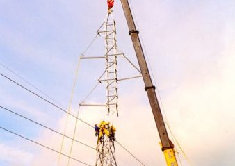 Upgrading a 66 kV Line to 220 kV with Minimal Cost & Construction Time 66 kv line 66 kV Line Upgraded to 220 kV Photo for topic 2 July 6 338x239   Photo for topic 2 July 6 338x239