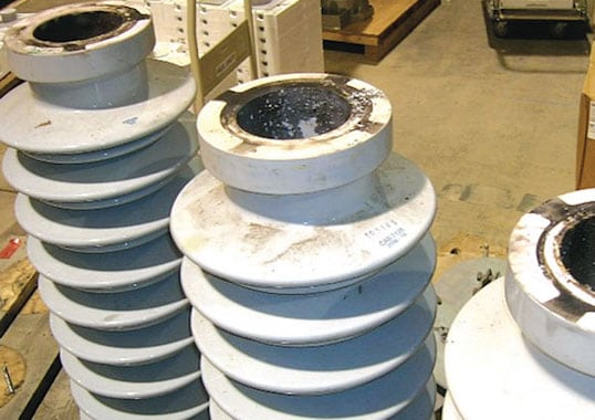 Forensic Analysis of Failed Surge Arresters arrester Forensic Analysis of Failed Surge Arresters Pic220
