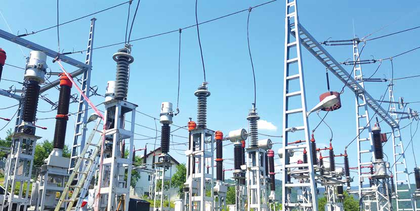 Bosnian Utility Implements Program to Monitor Condition of Station Arresters arrester Implementing a Program to Monitor Condition of Station Arresters Topic 1 Oct 26001final