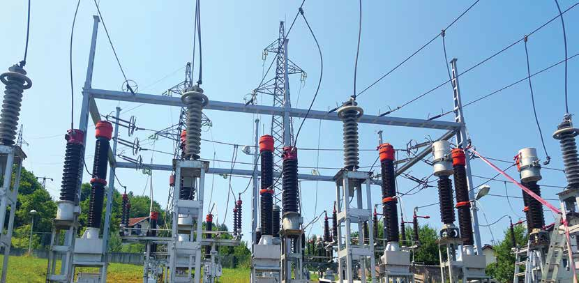 Bosnian Utility Implements Program to Monitor Condition of Station Arresters arrester Implementing a Program to Monitor Condition of Station Arresters Topic 1 Oct 26 0010x