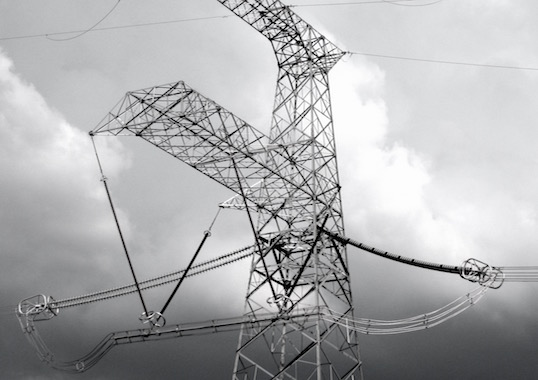 hvdc lines Insulator Corrosion Affected HVDC Lines in China Insulator Corrosion Affected HVDC Lines in China