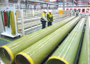 昆山工厂单根缠绕管的长度将达到12m。 新工厂将目标对准日益增长的复合空心绝缘子市场 新工厂将目标对准日益增长的复合空心绝缘子市场 Topic 1 Jan 180003