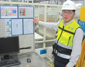 Ni. Interchange of quality staff between Kunshan and Wohlen allowed migration of knowledge both ways.    new plant targets growing market for composite hollow core insulators New Plant Targets Growing Market for Composite Hollow Core Insulators Topic 1 Jan 180010 300x234