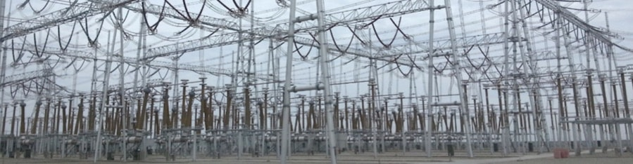 750 kV Shazhou Substation has only composite insulation for all applications. composite insulator A Look to the Future of Composite Insulator Technology pwaniaia