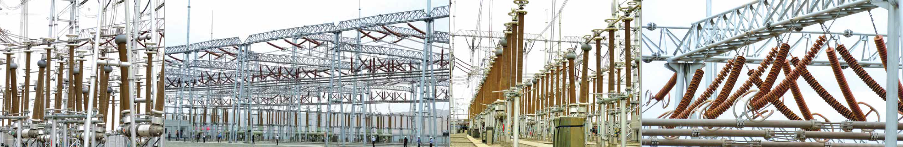 Different views of Shazhou. substation Shazhou Will Serve as China's 'Demonstration' Project for All-Composite-Insulated Substation Screen Shot 2016 07 20 at 13
