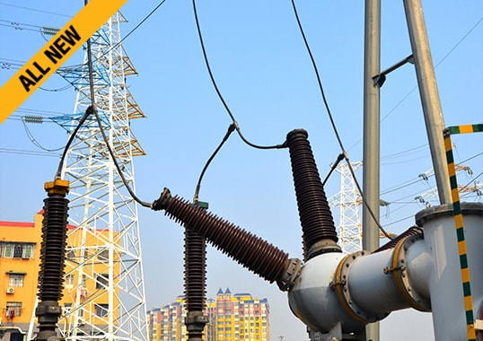 Advances in Monitoring Technology for Surge Arresters advances in monitoring technology for surge arresters, inmr, high voltage, data transmission by smartphone, tridelta, electrical networks Advances in Monitoring Technology for Surge Arresters topic 3 111