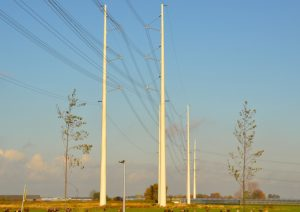Experience in The Netherlands with Wintrack Aesthetic Transmission Tower Designs