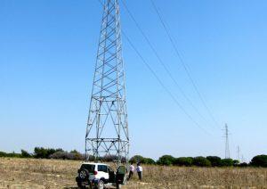 RED Electrica de España Upgraded Old 132 kV Line