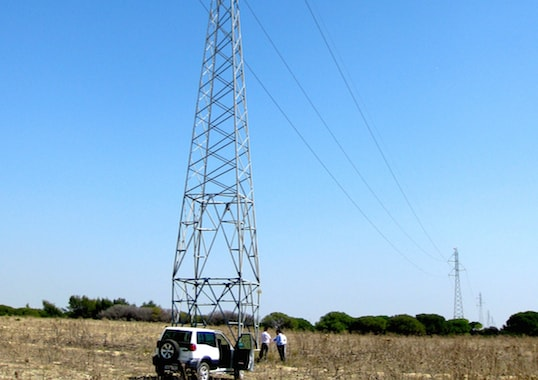 RED Electrica de España Upgraded Old 132 kV Line old 132 kv line RED Electrica de España Upgraded Old 132 kV Line Photo for Topic 5 Apr 11