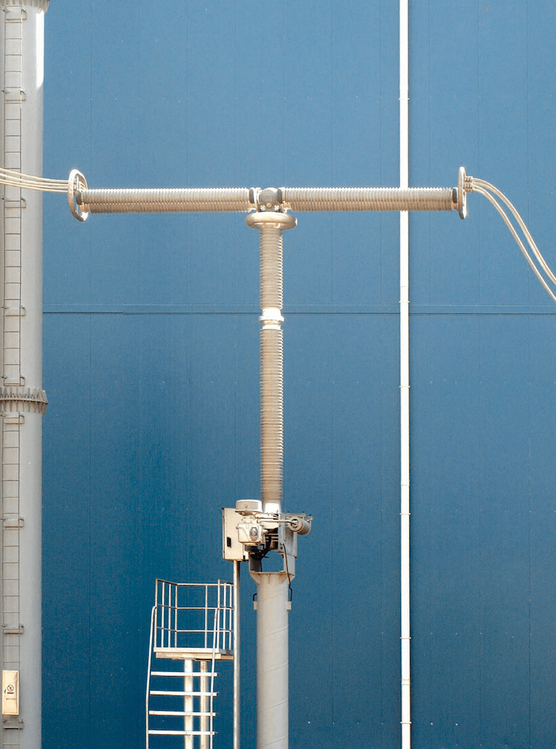 composite insulator Safety Considerations Favor Hollow Core Composite Insulators Bypass breaker