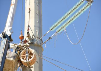 500 kv 500 kV Line Allowed Utility to Compare Performance of Insulators & Hardware Photo for Topic 6 May 1 338x239   Photo for Topic 6 May 1 338x239