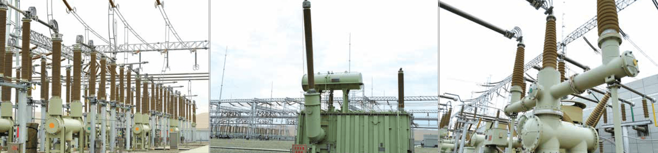 Schematic of transformer bushing used at Shazhou Substation. substation Shazhou Will Serve as China's 'Demonstration' Project for All-Composite-Insulated Substation Screen Shot 2016 07 20 at 15