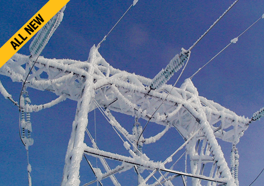 ice accretion Semi-Conductive Coatings to Limit Ice Accretion on Insulators ALL NEW 5