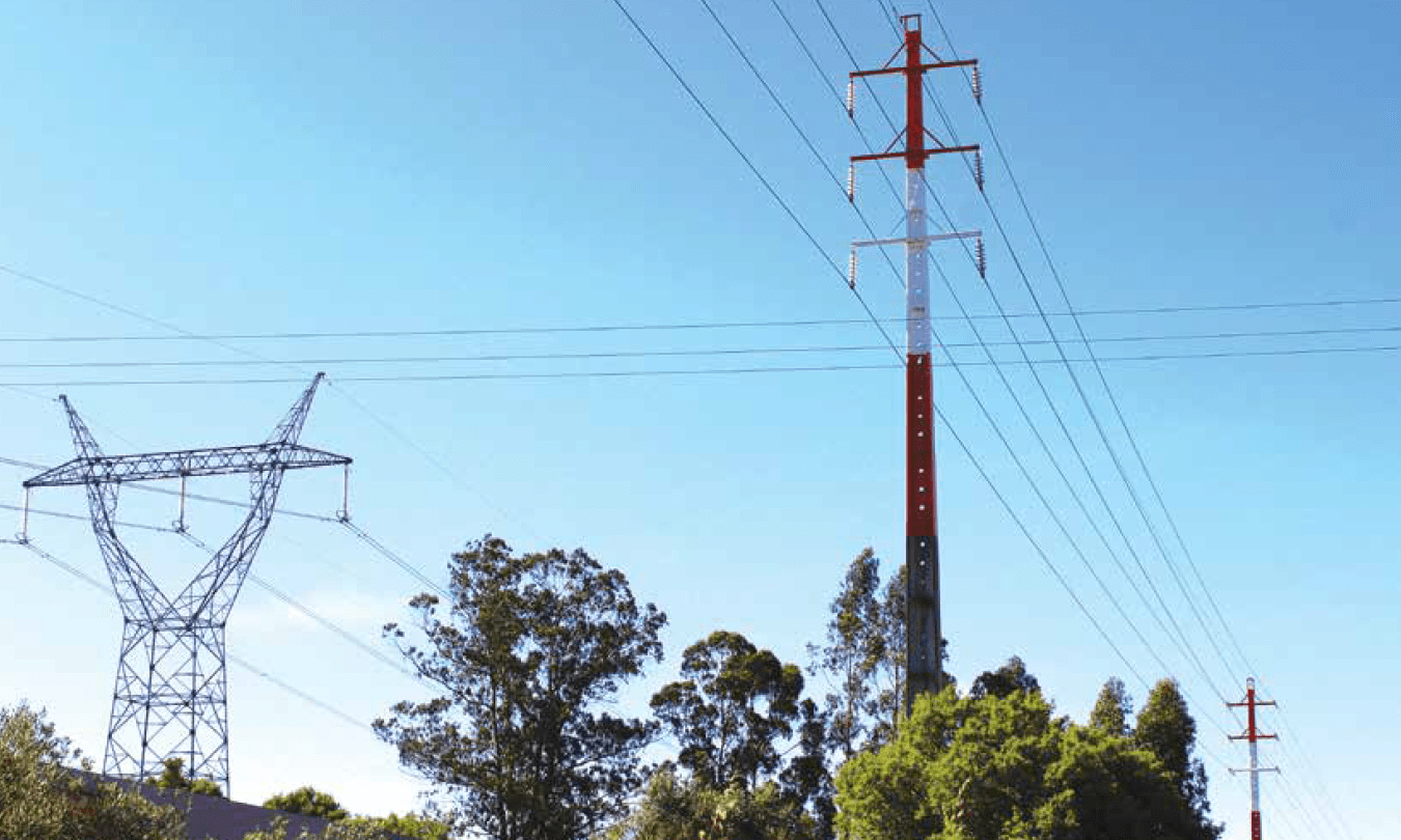 Example of poorly performing cap & pin discs affecting 30 and 60 kV lines in southern Portugal. edp Portuguese Utility Aims to Enhance Green Image & Reliability KPIs Example of poorly performing cap pin discs affecting 30 and 60 kV lines in southern Portugal