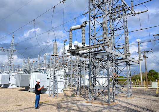 substation Case Study of Thermal Inspection to Prioritize Maintenance Needs at Substation Photo for Topic 5 Feb 13