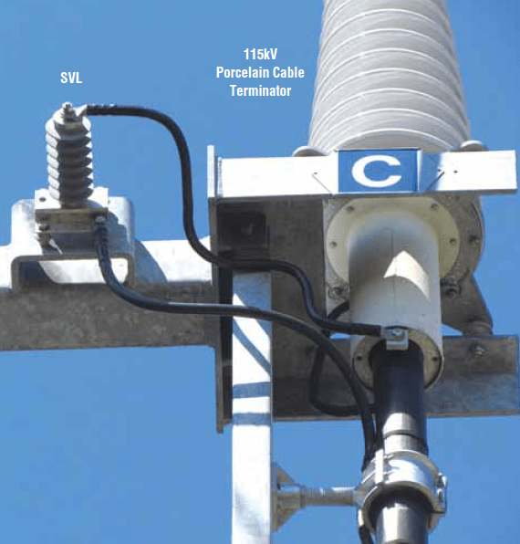 arrester Technology & Application Review of Arresters that Extend Life of Cables Screen Shot 2017 08 17 at 17