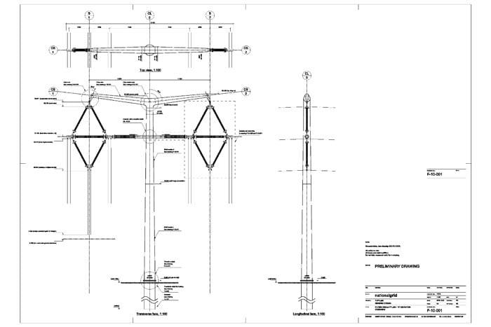 Composite Insulator Design for New U.K. Transmission Lines transmission lines Composite Insulator Design for New Transmission Lines in the U.K. F10 Flying Angle