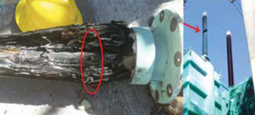 hv bushing Experience in Mexico Evaluating HV Bushings Retired from Service Screen Shot 2017 06 23 at 16