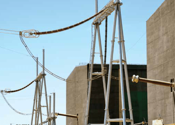 For critical installations such as converter stations there is need for detailed site severity assessment, e.g. by setting up experimental stations at representative locations to obtain estimate of long-term pollution accumulation. dc insulation Principles for Selection of DC Insulation For critical installations such as converter stations there is need for detailed site severity assessment e
