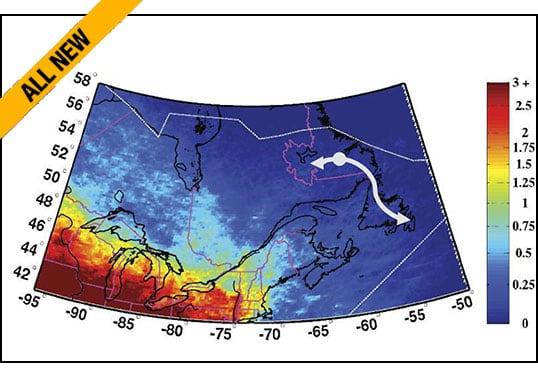 Overcoming Lightning Protection Challenges Lightning    ash density NL 2 1