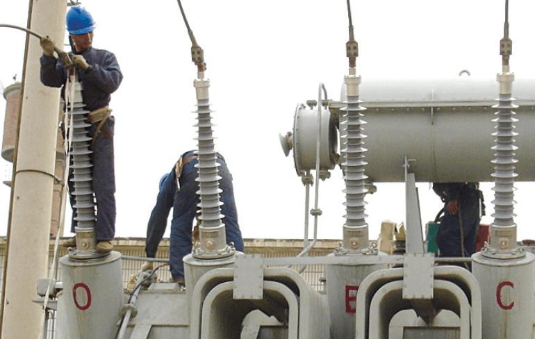 bushings Bushing Technology Review Dry RIS type bushings installed in China at 66 kV and 110 kV