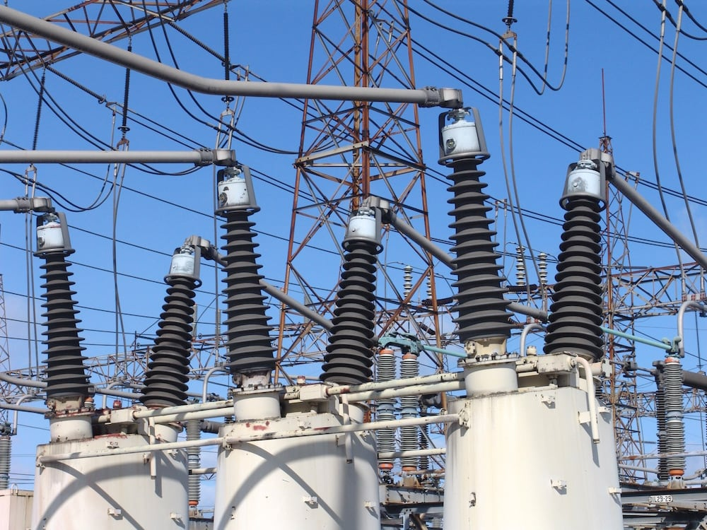 substation Program of Pollution Countermeasures Paid Off at Key Transmission Substation All transformer bushings and cable terminations at Hamilton Beach are equipped