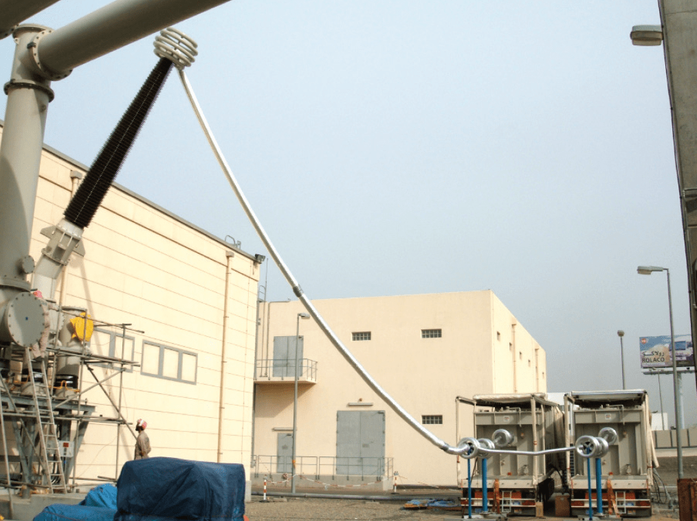 [object object] Innovations in Type & Commissioning Testing of High Voltage Cables Parallel set up of 2 resonant test systems for testing an 11 km 380 kV cable installation