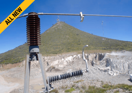 arrester Field Experience with EGLA Type Arresters in Mexico inmr 1