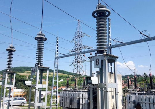 [object object] Bosnian Utility Implemented Program to Monitor Condition of Station Arresters Photo for Topic 4 Nov