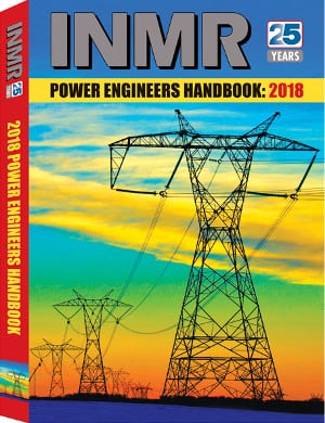 Cover INMR 25 anniversary purchase inmr issues Purchase INMR Issues Cover INMR 25 Mock up Image Web 2018 inmr power engineers handbook 2018 INMR POWER ENGINEERS HANDBOOK 25th Anniversary Cover