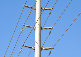line post Combined Load Limitations of Composite Line Posts Composite Line Posts 338x239   Composite Line Posts 338x239