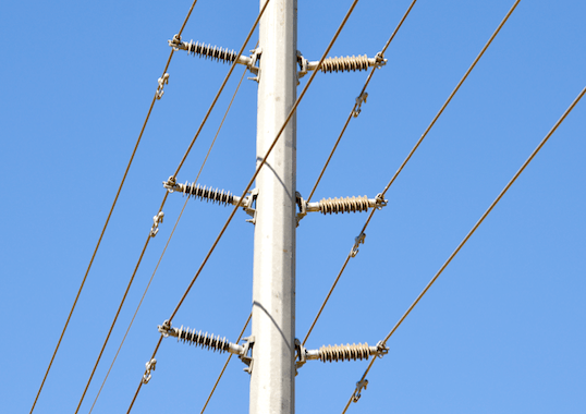 line post Combined Load Limitations of Composite Line Posts Composite Line Posts