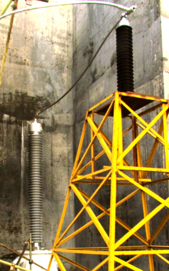 hv cable termination Safety Testing of HV Cable Terminations, Bushings & Arresters Vercelotti 5