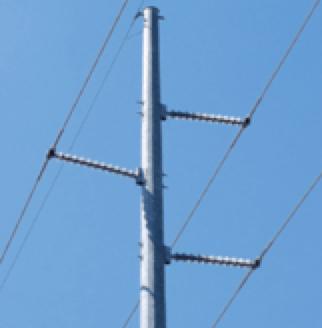 line post Combined Load Limitations of Composite Line Posts composite horizontal line post insulators