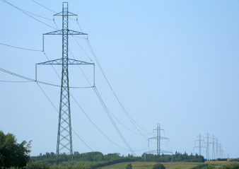 transmission lines Insulation Aspects When Converting Transmission Lines from AC to DC power lines 338x239   power lines 338x239