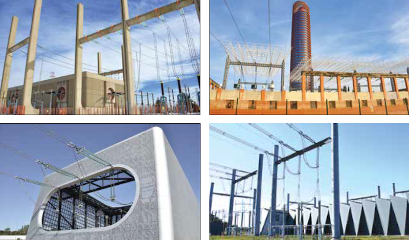 Australian Substation substation Substation Focused on Environmental Design Examples of substations with high emphasis on aesthetic content