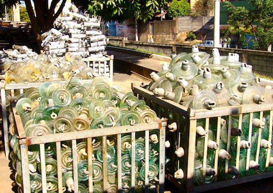 insulators Opportunities for Re-cycling Insulators & Components Photo for Topic 4 Mar 12