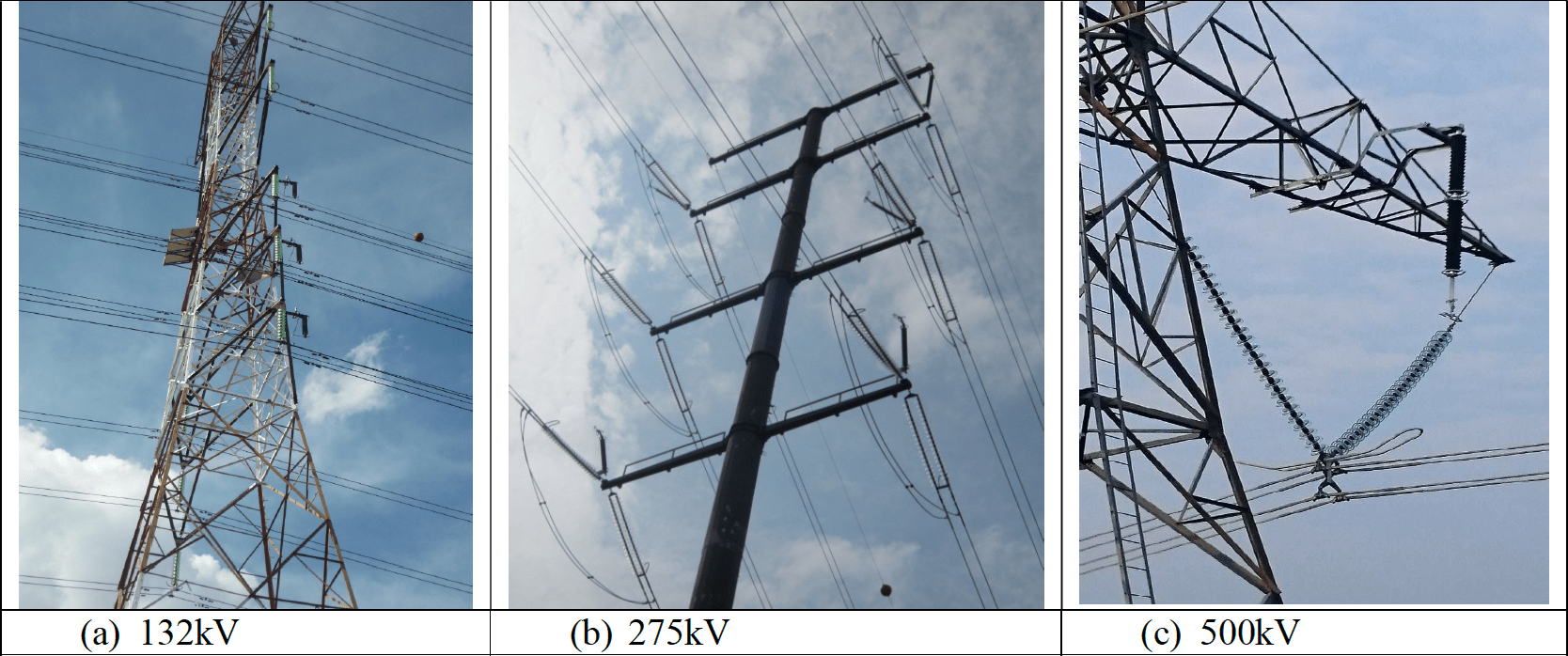 arrester Arresters Improve Transmission Line Performance in Malaysia Installed gapped type arrester in TNB transmission