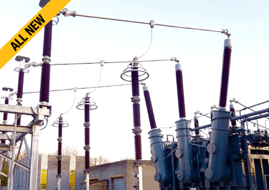 Arrester Protection Distances at Substations