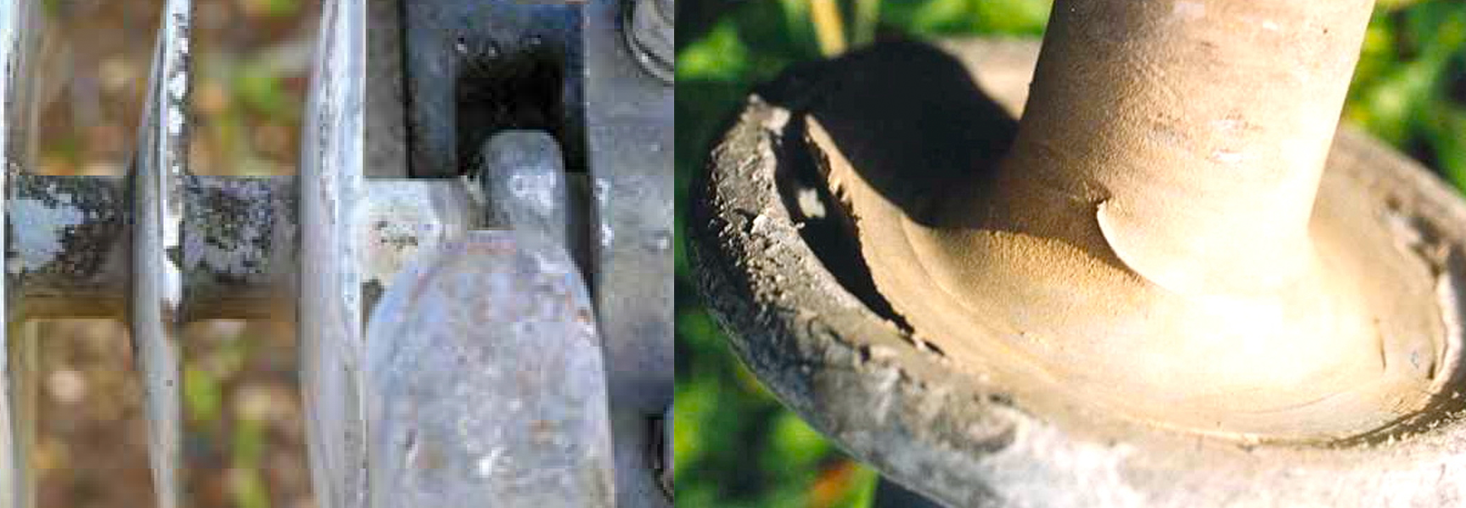 bushings Composite Bushings with RTV Coatings Combat Pollution at Substation in Israel Examples of early problems at IECo with certain composite insulator designs
